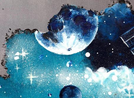 Pełnia Księżyca w Znaku Ryb.