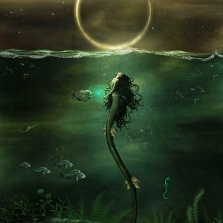 Nów Księżyca w Znaku Ryb.