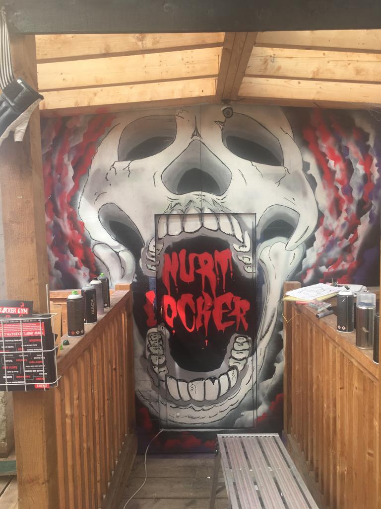 Spray Days Graffiti Workshops Events