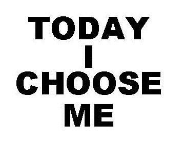 Choose Yourself.