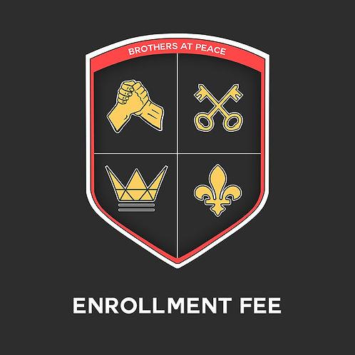 Enrollment Fee