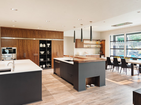 How to Pull Off an Open-Concept Design