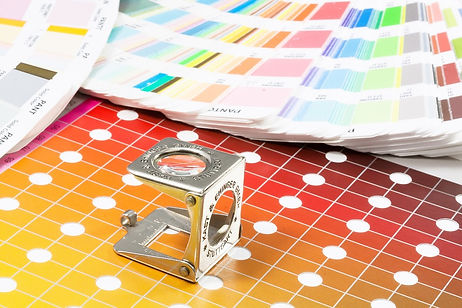 Small Women and Minority Owned business Color Digital Printing: Full and vibrant color option, one- or two-sided printing, and variable laser imaging