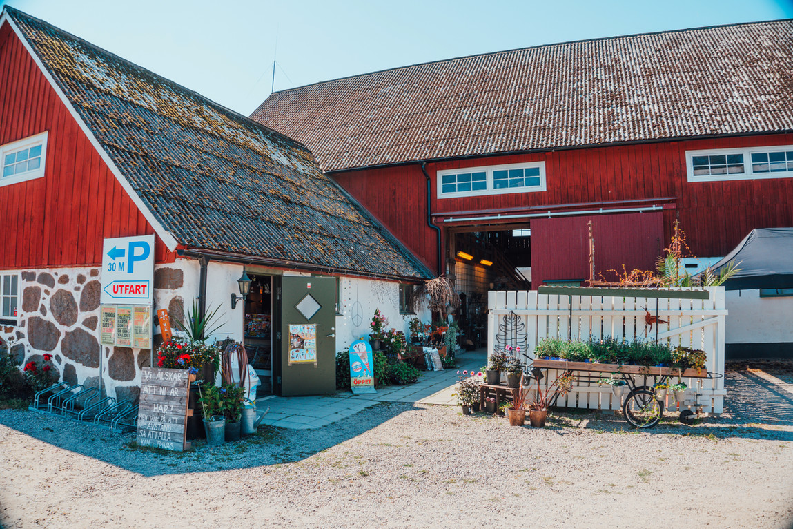 Gårdsbutiken