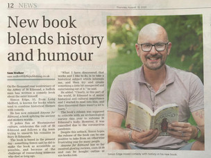New book blends humour and history