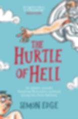 The Hurtle of Hell, an atheist comedy by Simon Edge