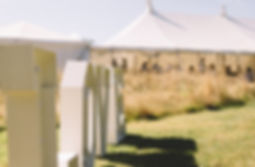 summer wedding, summer wedding reception, wedding reception, canvas marquee