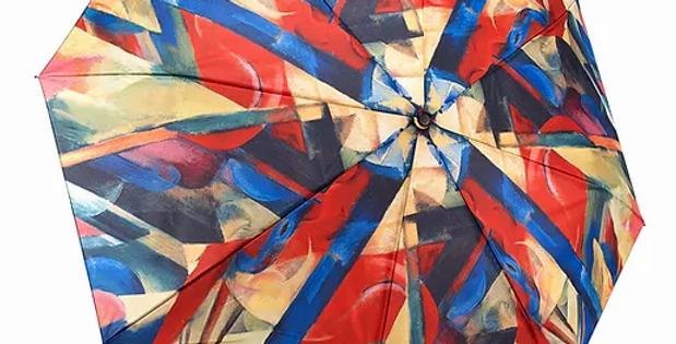 Franz Marc, Stables Folding Umbrella