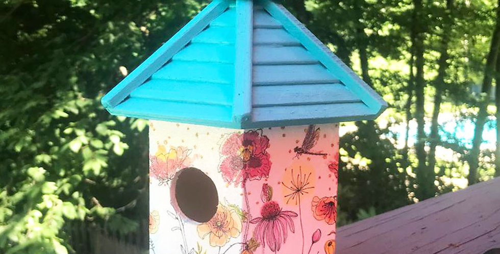 Doodle Birdhouse