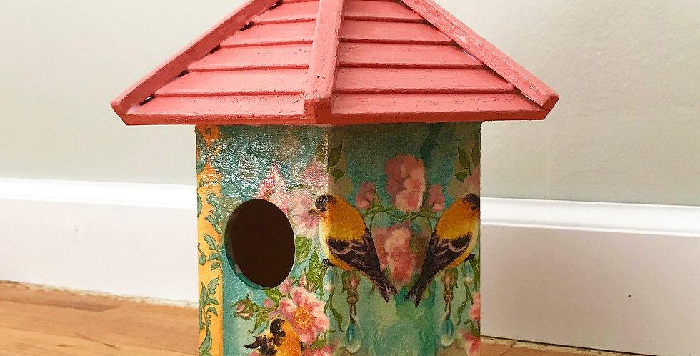 Finch Birdhouse