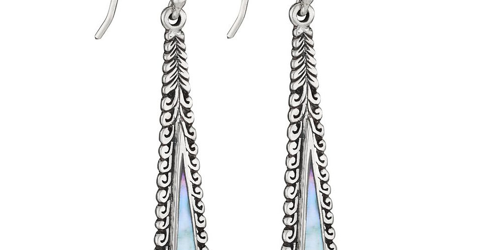Mother of Pearl Stick Dangle