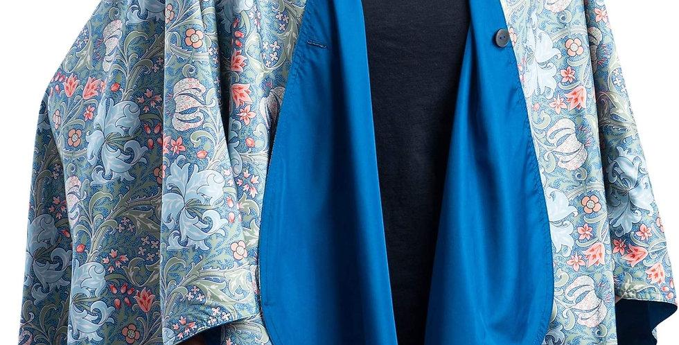 William Morris Design Rain cape