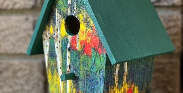 Forest Birdhouse