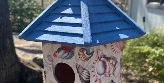 Summer is here Birdhouse