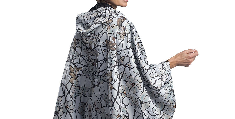 Tiffany Magnolia Rain Cape