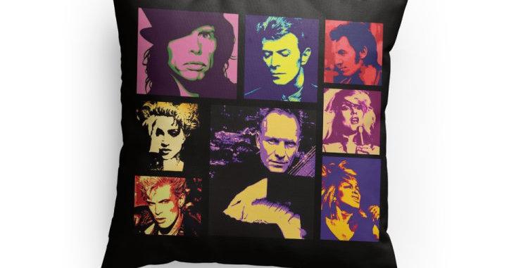 Eighties Rock Stars