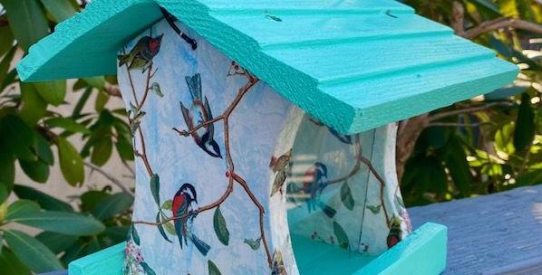Branching Out Bird Feeder