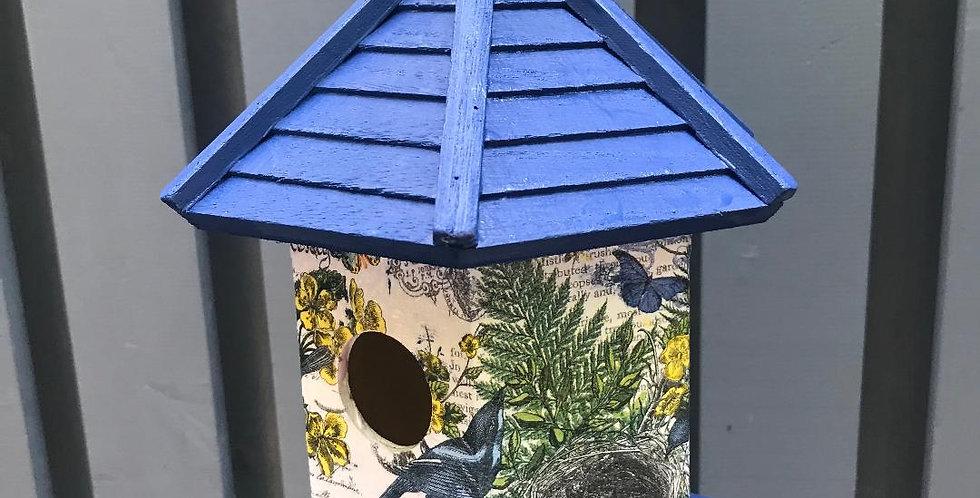 Busy Bird Birdhouse