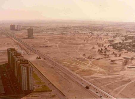A history flashback: Dubai
