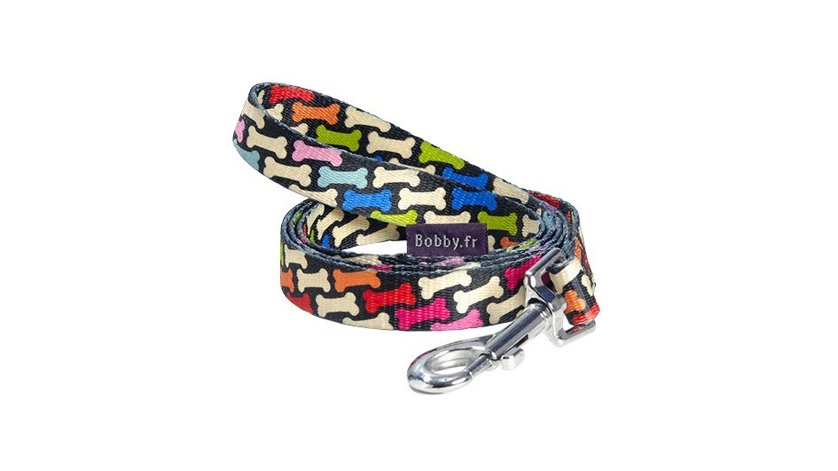 Bobby Designer Leash Carnaval Size Small