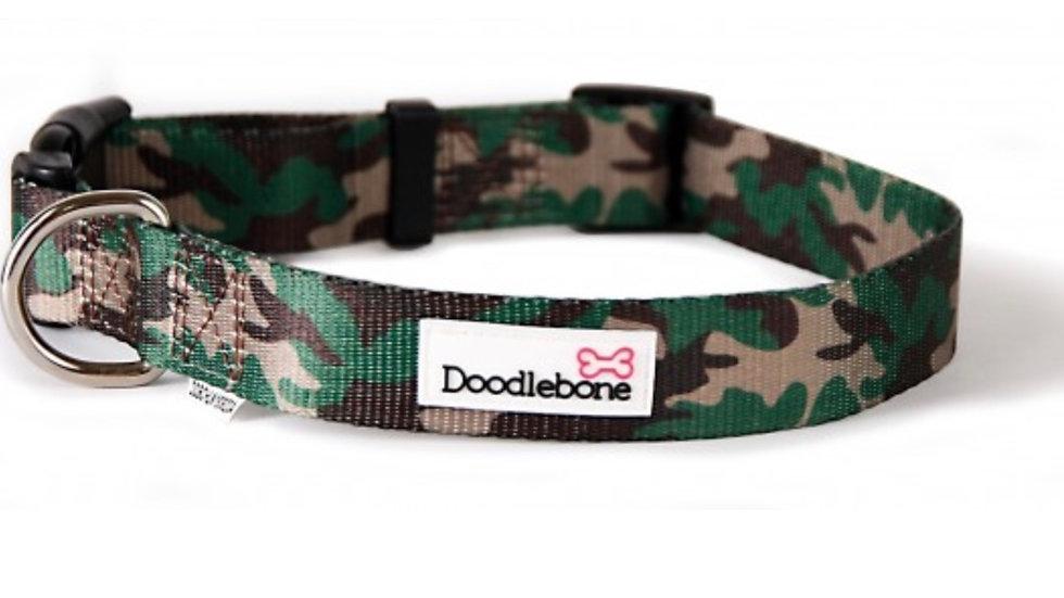 Doodlebone Camo collar size L