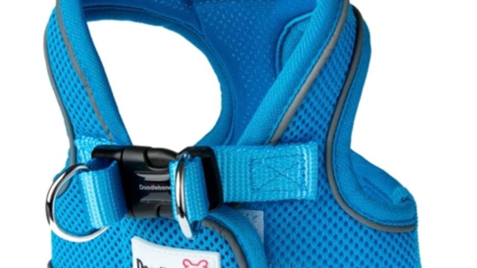 Doodlebone airmesh snappy harness M