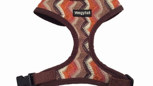 Wagytail Missoni style Harness Small