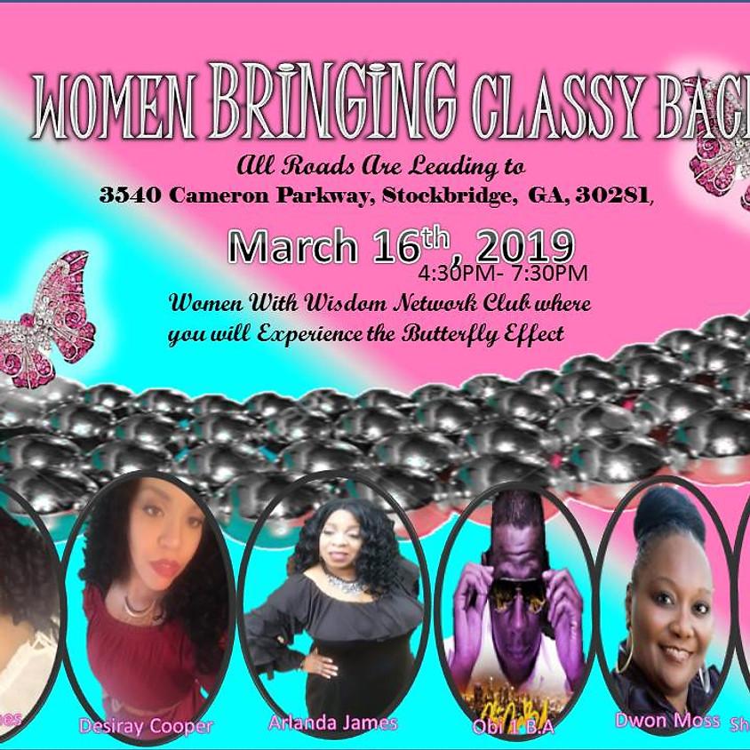 Women Bringing Classy Back