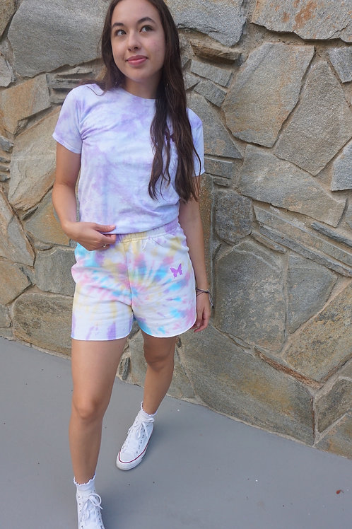 The Nicole Butterfly Shorts