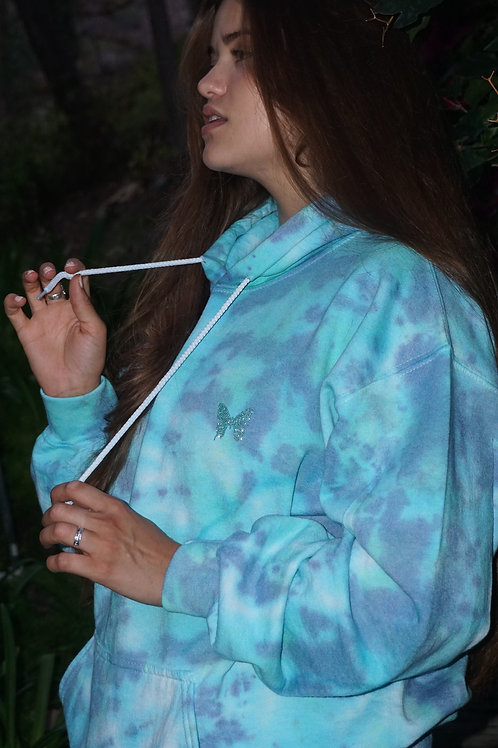 The Emma Butterfly Hoodie