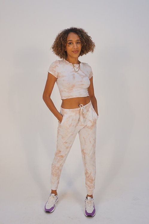 The Shay Jogger/T-Shirt Set