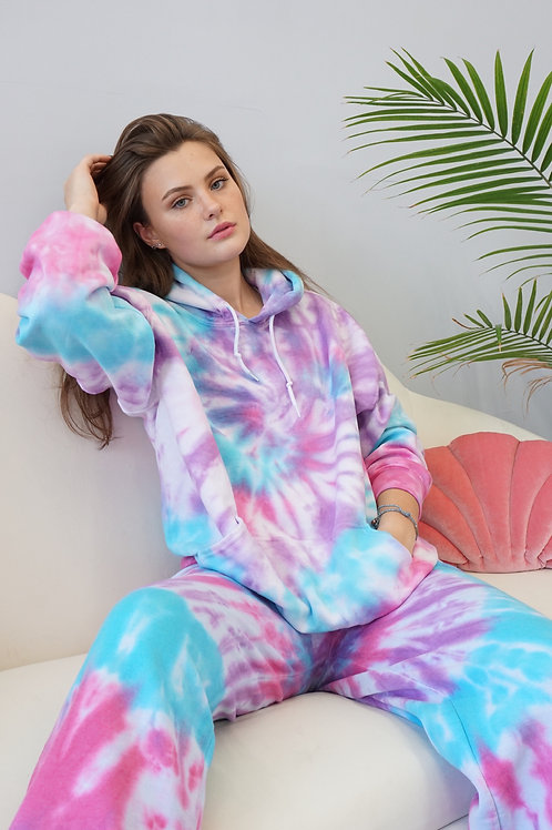 Cotton Candy Zip-Up