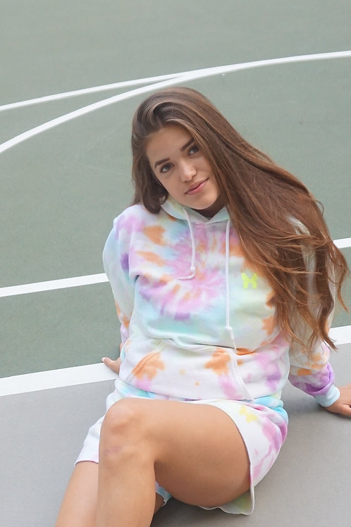 The Rainbow Butterfly Hoodie
