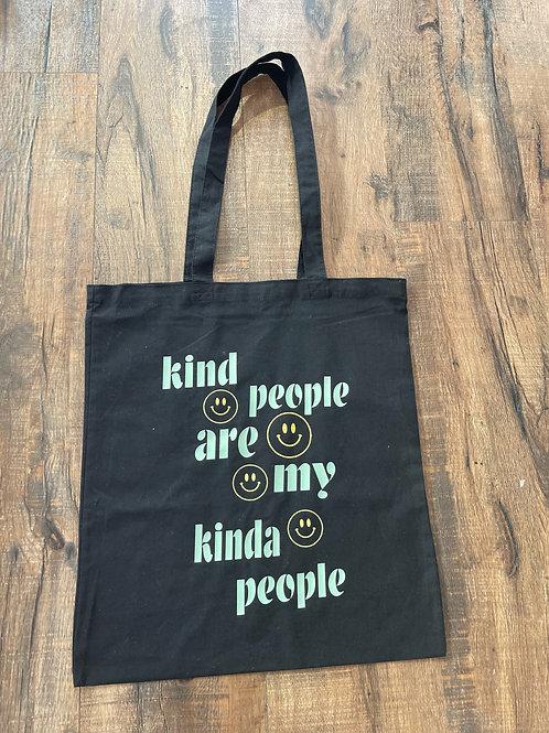 Kind People Tote Bag
