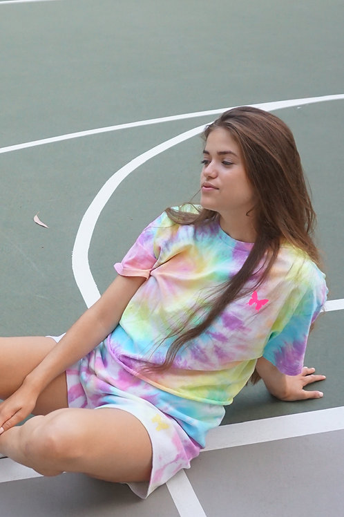 The Rainbow Butterfly T-Shirt