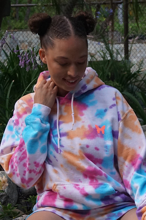 The Devin Butterfly Hoodie