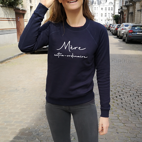 Mère extra-ordinaire sweater