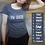 Thumbnail: Gepersonaliseerde T-shirt vrouw