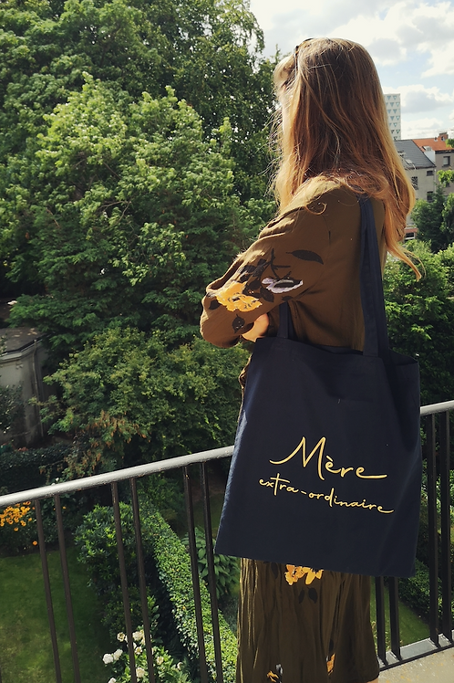 Mère extra-ordinaire tote bag