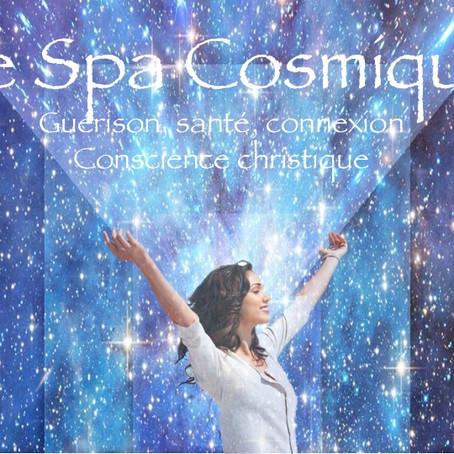 Un Spa cosmique !