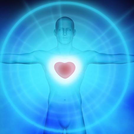 La fréquence vibratoire du champ énergétique humain