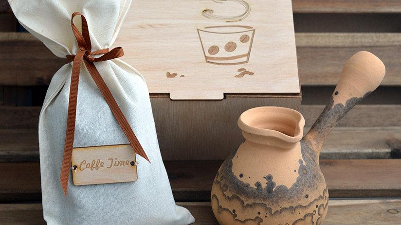 COFFE TIME, подарочный набор