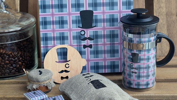 COFFE MAN, подарочный набор