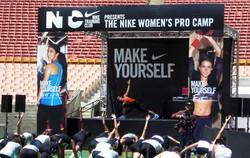 USC Nike Training