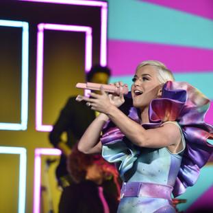 Katy Perry at Google Marketing Live 2019