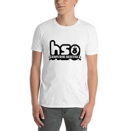 Unisex Tee - HSO One-Line Black