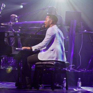 John Legend at Google Marketing Live 2018