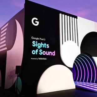 Pixel Sights of Sound 5 City Tour