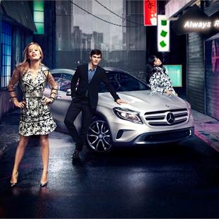 Mercedes Benz - Always Restless