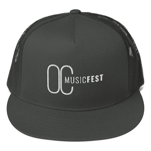 OC Music Fest Embroidered Hat